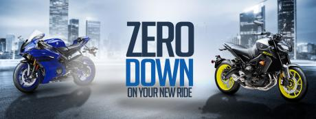 Zero Down On Your New Ride